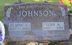 Elaine L <I>Kilcher</I> Johnson