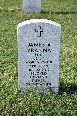 James Allen Vranna