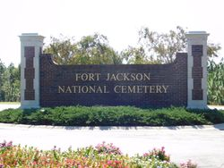 Fort Jackson National Cemetery