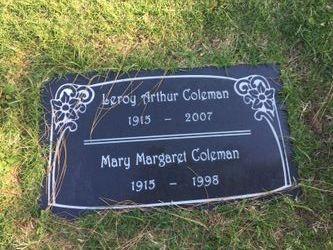 Leroy Arthur Coleman