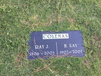 Ray J. Coleman