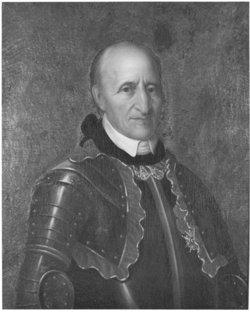 """Francois Coulon """"Chevalier"""" De Villiers"""