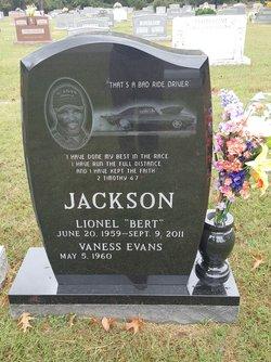 """Lionel """"Bert"""" Jackson"""