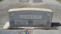 Mary <I>Crowell</I> Stephenson