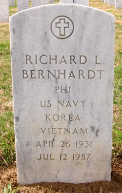 Richard L Bernhardt