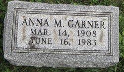 Anna M Garner