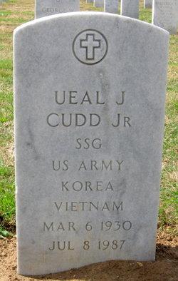 Ueal J Cudd, Jr