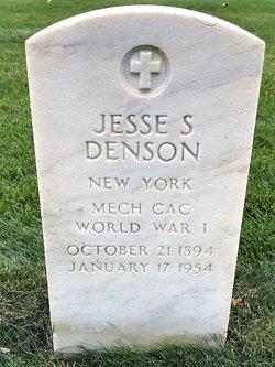 Jesse S Denson