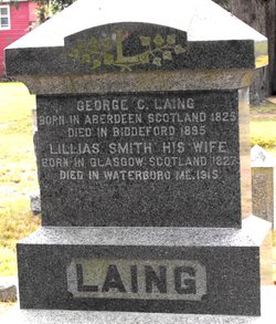 Lillias <I>Smith</I> Laing