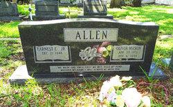 Olivia Joyce <I>Mason</I> Allen