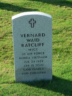 Vernard Waid Ratcliff