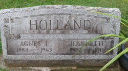 Agnes <I>Kosmowski</I> Holland