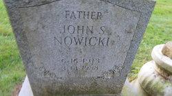 John S. Nowicki