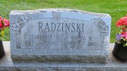 Stanley A. Radzinski
