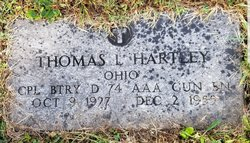 Thomas Luther Hartley