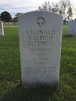 Reginald Raleigh DeTuncq