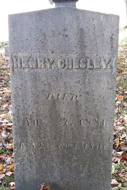 Henry Chesley