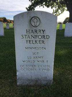 Harry Stanford Felker