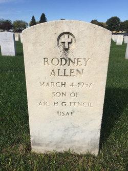 Rodney Allen Fencil