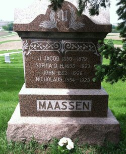 Nicholaus Maassen