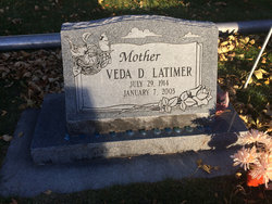 Veda Donnetta <I>Tanner</I> Latimer