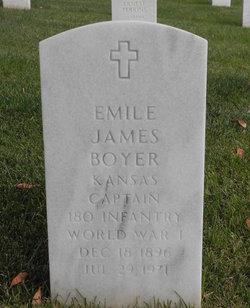 Emile James Boyer