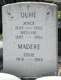 Eddie Joseph Madere