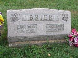 Blanche <I>Bigsby</I> Brier