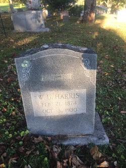 W B Harris