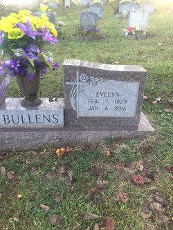 Evelyn <I>Abney</I> Bullen