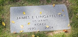 James Edgar Lingafelter