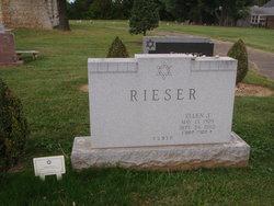 Ellen <I>Jacobson</I> Rieser