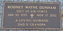 "Rodney ""Rod"" Dunham"