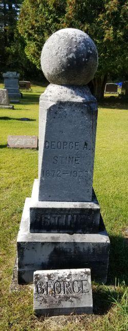 George A Stine