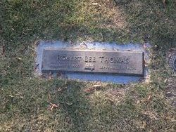 Robert Lee Thomas