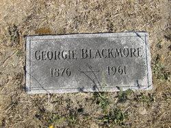 """Georgina Matilda """"Georgie"""" <I>Billington</I> Blackmore"""