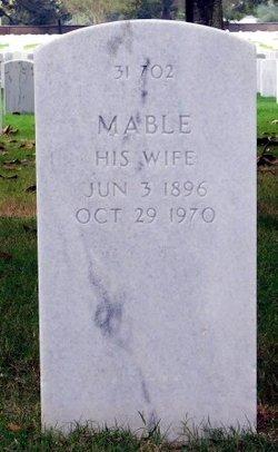 Mable Ahrens