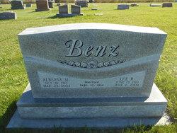 Alberta M. <I>Brezindine</I> Benz
