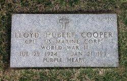 Lloyd Hubert Cooper