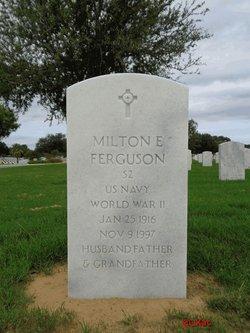 Milton E Ferguson
