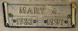 Mary Alice Reynolds