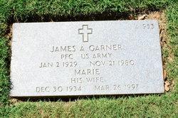 James A Garner