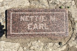 Nettie Moore <I>Norris</I> Earl