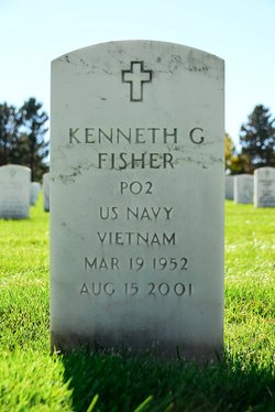 Kenneth G Fisher