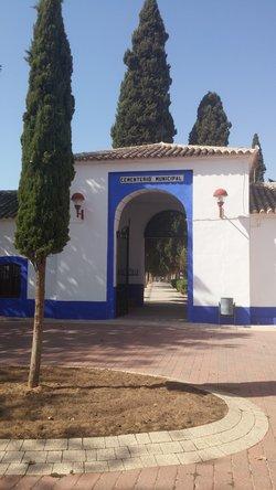 Cementerio Municipal de Alcázar de San Juan
