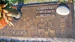 Gladys Faye <I>Taylor</I> Rogers