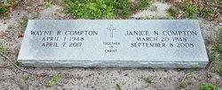 Janice Mae <I>Newcity</I> Compton