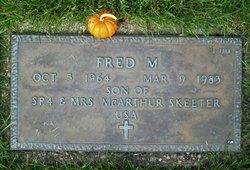Fred M Skeeter