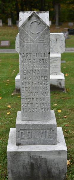 Arthur Clyde Colvin