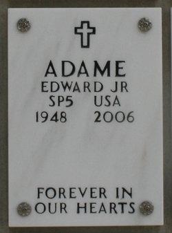 Edward Adame, Jr